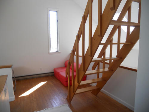 !stairway to loft